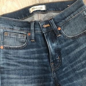 Madewell 25P Jeans NWOT